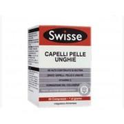 Swisse Capelli Pelle Unghie 60 Compresse