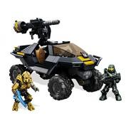 Mega Bloks - Halo - Cng66 - Véhicule Classique Warthog Atv