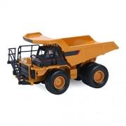 Damara Camión De Minería Camiones De Transporte Volquete Modelo De Juguete