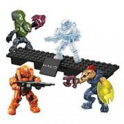 Mega Bloks Halo Battle Unit and Combat Unit Sets of 4 (97082+97083+97084+97085)