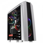 Кутия THERMALTAKE Versa N27 White Window, Mid-Tower, Бяла, THER-CASE-CA-1H6-00M6WN-00