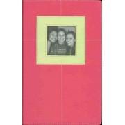 NVI Biblia G3 De Crecimiento Juvenil Dos Tonos Rosa/Verde by Youth Specialties