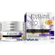 Eveline, Neo Retinol - Antifalten straffende Tag-Nacht Creme 65+, 50 ml