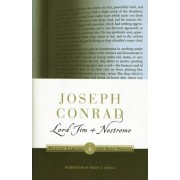 Lord Jim and Nostromo by Joseph Conrad