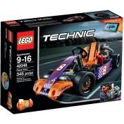 LEGO® Technic Mașină de curse Kart 42048