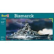 Revell 05802 - Bismarck, scala 1:1200