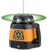 Nivela laser rotativa FLG 240HV-Green - plan orizontal si vertical, laser verde