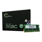 G.Skill SQ Series - DDR3 - 8 Go - SO DIMM 204 broches - 1600 MHz / PC3-12800 - CL11 - 1.5 V - mémoire sans tampon - non ECC - pour Apple iMac (27 po); Mac mini (Fin 2012); MacBook Pro
