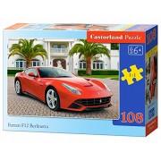 Ferrari F12 Berlinetta, Puzzle 108 pezzi