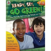 Ready, Set, Go Green! Grades 2-3 by Teresa Domnauer