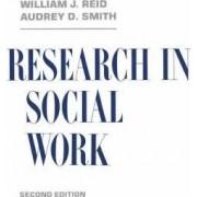 Research in Social Work by William J. Reid