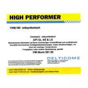 High Performer 75W/90 GL4/5 TS - Getriebeöl 60 Liter Fass