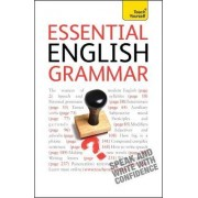 Essential English Grammar: Teach Yourself by Brigitte Edelston