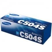 Тонер касета за Samsung CLT-C504S Cyan Toner - CLT-C504S/ELS