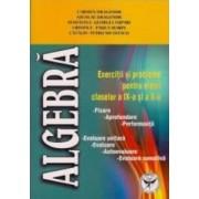 Algebra Cls 9 Si 10 - Exercitii Si Probleme - Carmen Dragomir