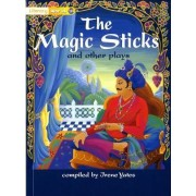 Literacy World Fiction Stage 1 Magic Sticks and Other Plays by Irene Yates