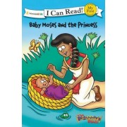 The Beginner's Bible Baby Moses and the Princess by Inc. Mission City Press