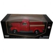 1940 Ford Pickup Red 1:24 Diecast Model Car Motormax