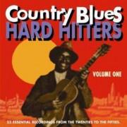 Artisti Diversi - Country Blues Hard (0811702011122) (1 CD)