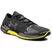 Pantofi UNDER ARMOUR - Ua Speedform Amp Se 1274403-001 Blk/Txi/Blk