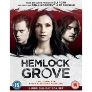 Hemlock Grove: The Complete First & Second Seasons [Blu-ray] sezon 1 i 2