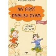 My first english exam - Alice Loretta Mastacan