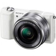 Sony Aparat SONY Alpha A5000 ILCE5000LW Biały