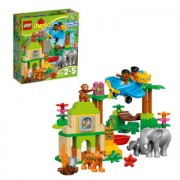 LEGO® DUPLO® Wildlife – Jungle 10804