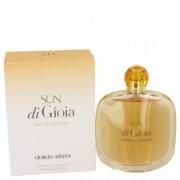 Sun Di Gioia For Women By Giorgio Armani Eau De Parfum Spray 3.4 Oz