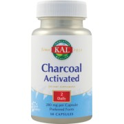 Charcoal Activated 280mg 50 cps