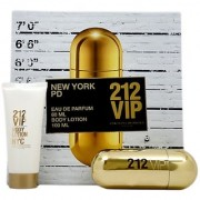 Carolina Herrera 212 Vip Eau De Parfum Spray Gift Set