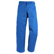 Working Trousers with Elastic Band Size 59 Corn Blue
