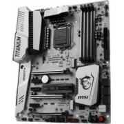 Placa de baza MSI Z270 Mpower Gaming Titanium Socket 1151