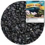COBBYS PET AQUATIC DECOR Štrk čierny 4-7mm 2,5kg