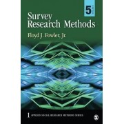 Survey Research Methods by Floyd J. Fowler