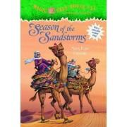 Season Of The Sandstorms (Magic Tree House, Bk. 34)
