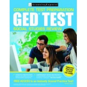 Ged Test Social Studies Review by Learning Express