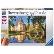 Puzzle Castelul Islette, 500 Piese