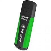 USB kľúč 64GB Transcend JetFlash 810 Green USB 3.0