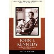 John F. Kennedy by David Burner
