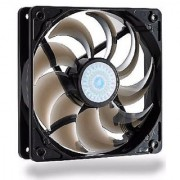Cooler Master SickleFlow 120 - Sleeve Bearing 120mm Silent Fan for Computer Cases CPU Coolers and Radiators (Smoke Color)