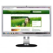 Monitor Philips 241P4QRYES, 24'', LED, FHD, MVA, DP, USB, rep, p, si