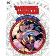 DC Comics: Wonder Woman Coloring Book by Insight Editions