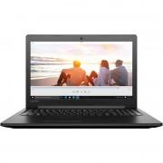 Laptop Lenovo IdeaPad 310-15ISK 15.6 inch HD Intel Core i7-6500U 4GB DDR4 500GB HDD nVidia GeForce 920M 2GB Black