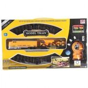 Sani International Model Train Set with Sound and Light Multi Color