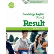Cambridge English First Result Teacher´s(D. Baker)