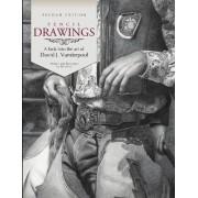 Pencil Drawings - A Look into the Art of David J. Vanderpool by David Vanderpool