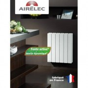 AIRELEC Radiateur Fonte AIRELEC - FONTEA DIGITAL 1000W Horizontal -A691393