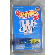 Hot Wheels White's Guide Tail Dragger BLUE Limited Exclusive 1:64 Scale by Hot Wheels