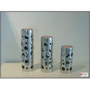 Aluminium theelicht Magpai set